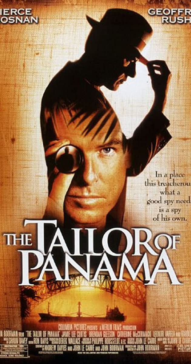 Subtitle of The Tailor of Panama