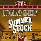 Gene Kelly, Gloria DeHaven, Jean Adcock, Bette Arlen, Nita Bieber, Eddie Bracken, and Carleton Carpenter in Summer Stock (1950)