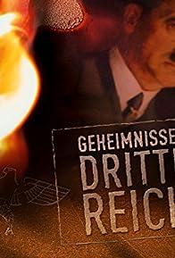 Primary photo for Geheimnisse des 'Dritten Reichs'