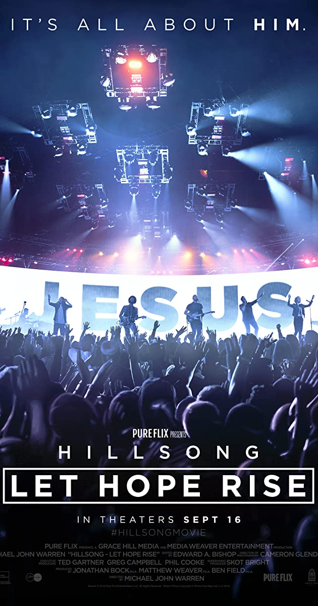 Hillsong Let Hope Rise (2016) 720p BrRip x264 - VPPV