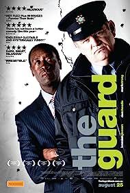 Don Cheadle and Brendan Gleeson in The Guard (2011)