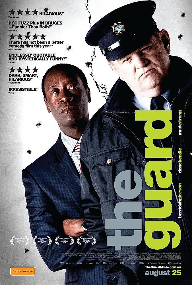 Sargyba / The Guard (2011) online