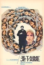 Je t'aime, je t'aime(1968) Poster - Movie Forum, Cast, Reviews