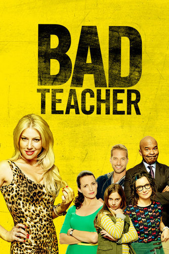 Kristin Davis, Sara Gilbert, David Alan Grier, Ari Graynor, Ryan Hansen, and Sara Rodier in Bad Teacher (2014)