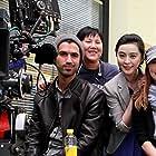 Eva Jin, Bingbing Fan, and Saba Mazloum in One Night Surprise (2013)