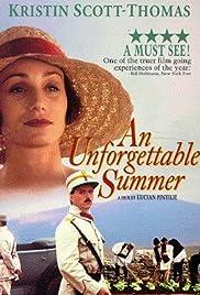 An Unforgettable Summer Poster