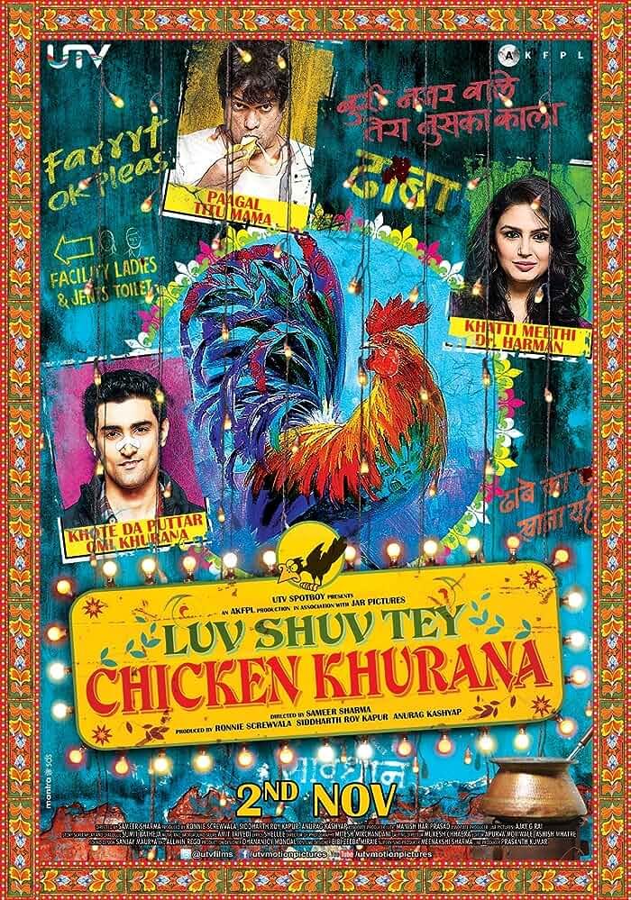 Luv Shuv Tey Chicken Khurana (2012)