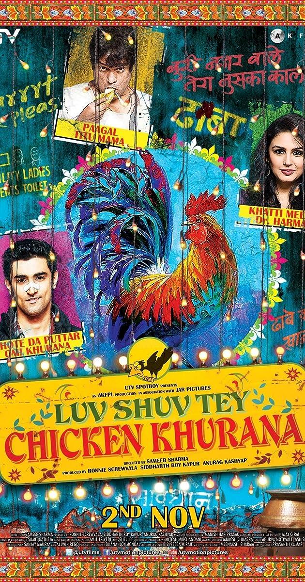 Luv Shuv Tey Chicken Khurana 2015 full movie hindi dubbed download
