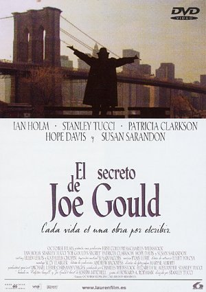 Ian Holm in Joe Gould's Secret (2000)