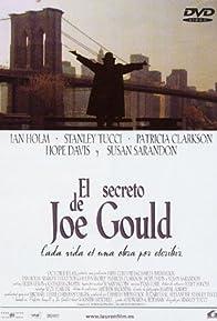 Primary photo for Joe Gould's Secret