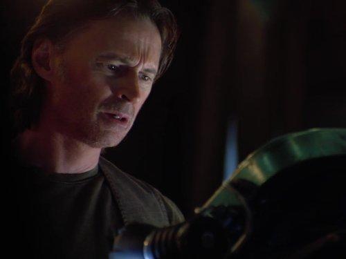 Robert Carlyle in SGU Stargate Universe (2009)