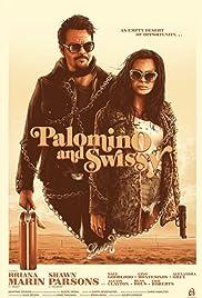 Palomino & Swissy Poster