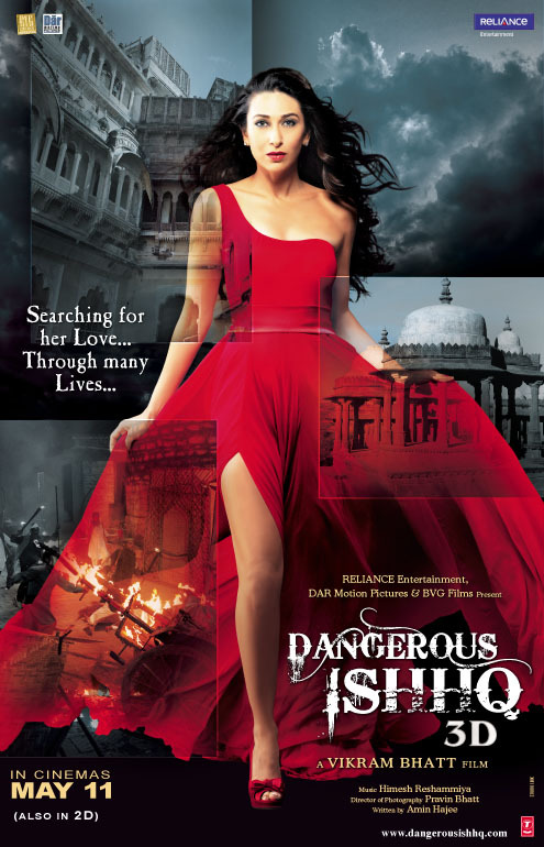 Dangerous Ishhq 2012 Hindi HDRip 550MB Download