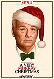 A Very Murray Christmas (2015) Poster - TV Show Forum, Cast, Reviews