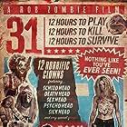 Richard Brake, Elizabeth Daily, Sheri Moon Zombie, Lew Temple, Torsten Voges, Pancho Moler, and David Ury in 31 (2016)