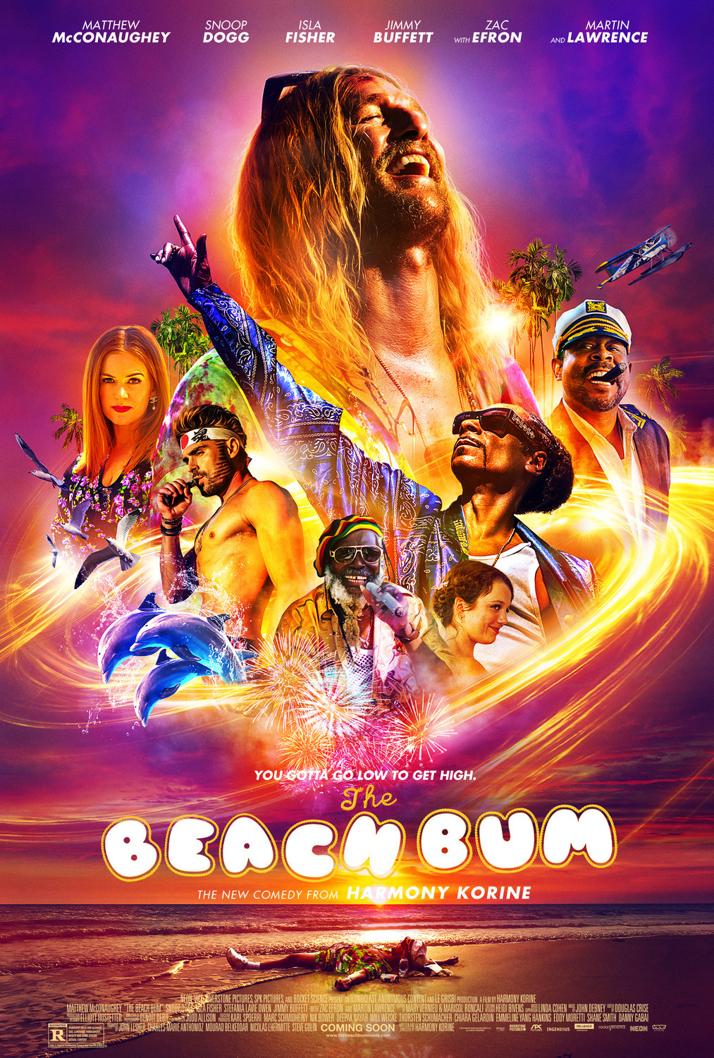 PAJURIO ŠLAISTŪNAS (2019) / THE BEACH BUM