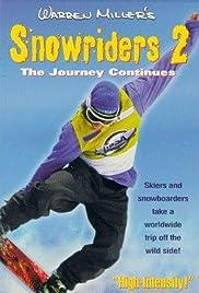 Snowriders II Poster