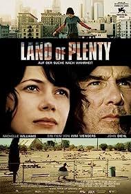 John Diehl and Michelle Williams in Land of Plenty (2004)