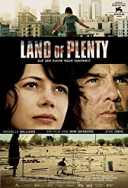 Land of Plenty (2004) Poster - Movie Forum, Cast, Reviews