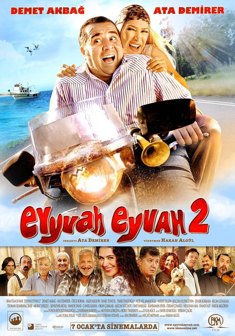 Eyyvah Eyvah 2 izle