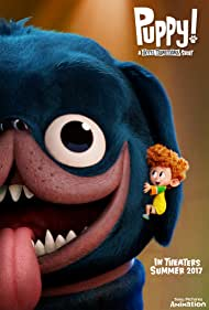 'PUPPY!' is a 'Hotel Transylvania' short which will make its world premiere at the Annecy International Film Festival in June 2017. The cast is back for this computer animated short: Adam Sandler as Dracula, Selena Gomez as Mavis, Andy Samberg as Johnny and Asher Blinkoff as their son Dennis.