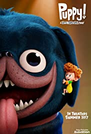 Puppy!: A Hotel Transylvania Short Poster
