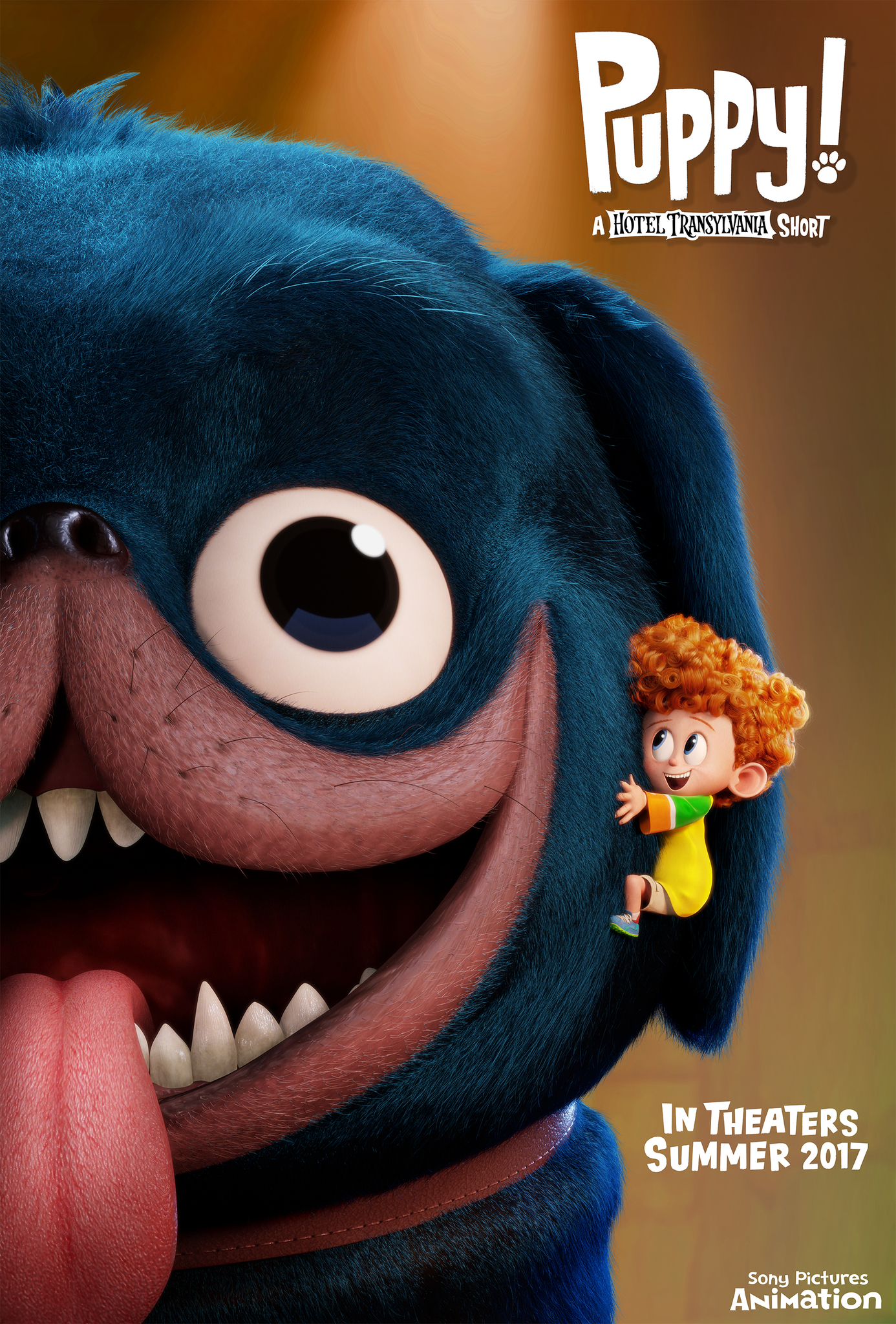 Puppy!: A Hotel Transylvania Short (2017) BluRay 720p