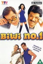 Biwi No. 1(1999) Poster - Movie Forum, Cast, Reviews