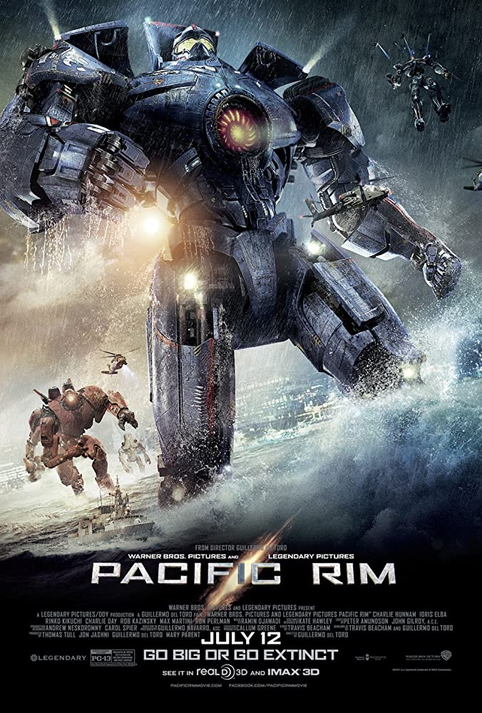 Pacific Rim 2013 Movie BluRay Dual Audio Hindi Eng 400mb 480p 1.3GB 720p 4GB 8GB 1080p