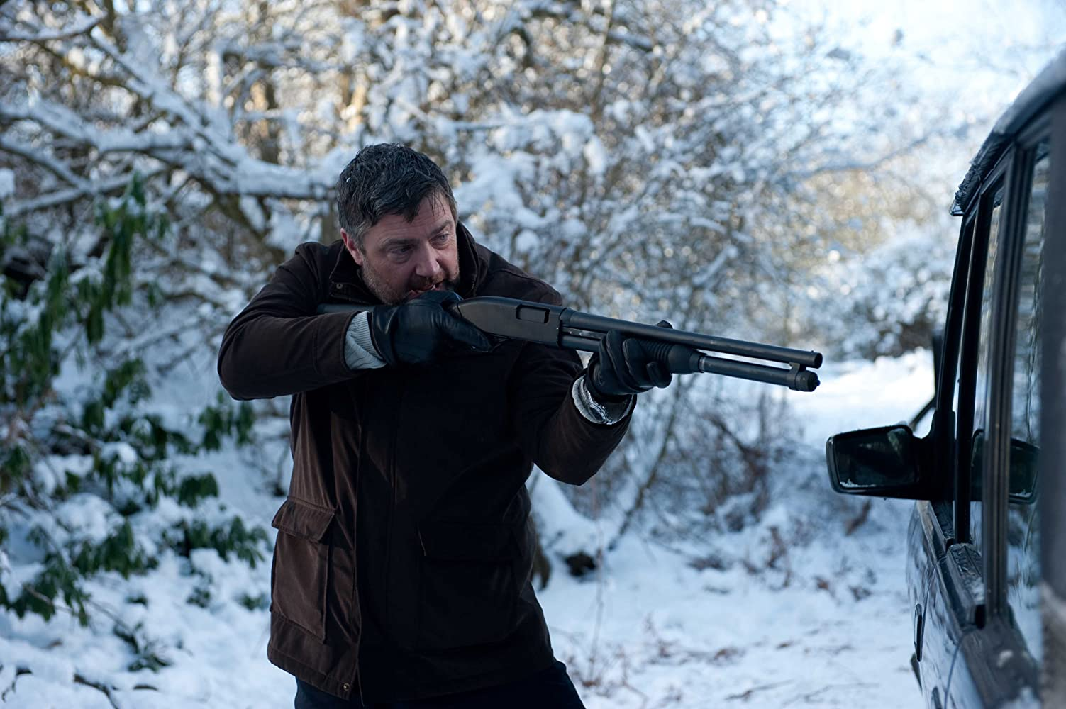 Vincent Regan in Bonded by Blood (2010)