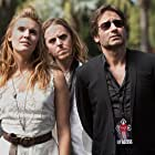 David Duchovny, Maggie Grace, and Tim Minchin in Californication (2007)