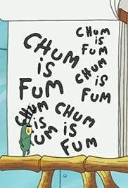 Chum Bucket Supreme/Single Cell Anniversary Poster