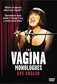 Eve Ensler in The Vagina Monologues (2002)