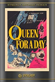 Queen For A Day Poster