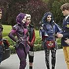 Booboo Stewart, Cameron Boyce, Dove Cameron, Mitchell Hope, Sarah Jeffery, and Sofia Carson in Descendants (2015)