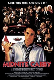 Midnite Cabby Poster