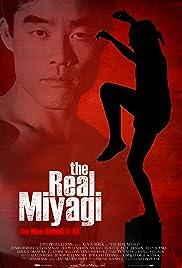 The Real Miyagi Poster