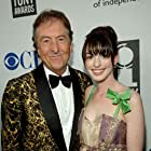 Eric Idle and Anne Hathaway at an event for The 59th Annual Tony Awards (2005)