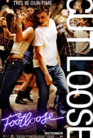 Kenny Wormald and Julianne Hough in Footloose (2011)