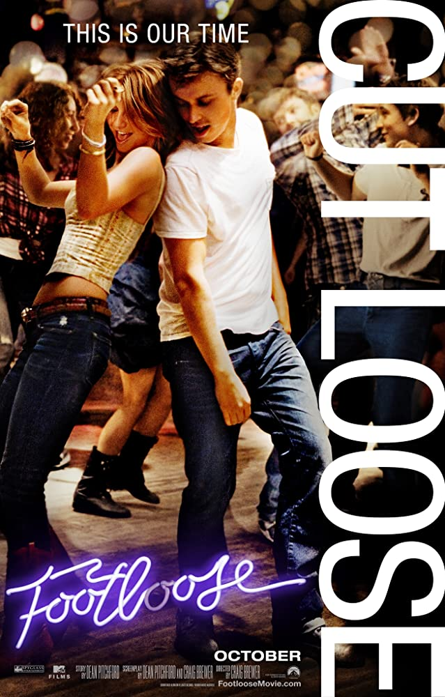 Footloose 2011 Hindi ORG Dual Audio 480p UNCUT BluRay ESub 400MB x264 AAC
