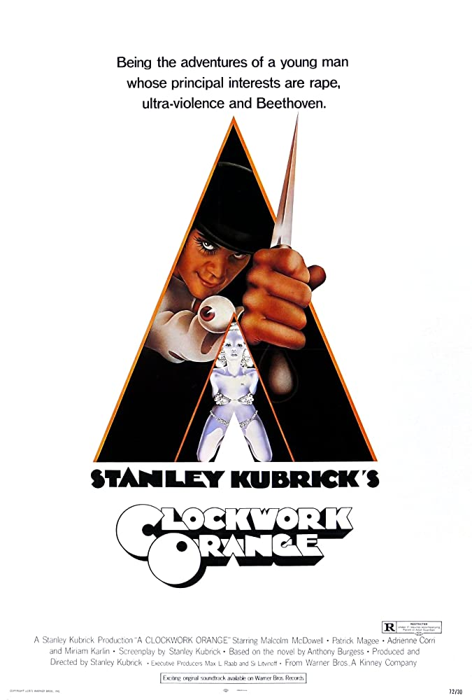 A Clockwork Orange(1971)