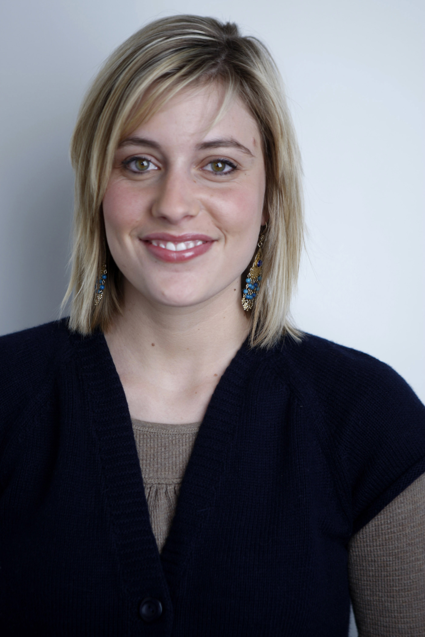 Greta Gerwig at an event for Baghead (2008)
