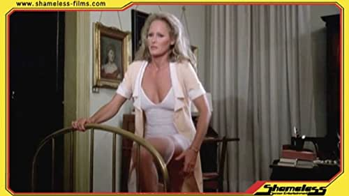 Ursula Andress (Dr No; Mountain Of The Cannibal God; She) has been voted the top Bond girl of all time, making her mark on cinema in the famous Dr No scene with that bikini. Well, if you've ever wondered what she'd look like without the bikini, then reach for Shameless Screen Entertainment's release of The Nurse (L'infermiera! Literally: Andress is undressed for most part of this pun-filled romp-com. Jack Palance (Batman; Tango And Cash) plays a mean offbeat American tycoon looking to buy a vineyard in the beautiful Tuscan hills. The old Italian owner, a randy lecher who is convalescing from his last bonk-induced heart-attack, doesn't want to sell, even if his madcap family does. The family hires the gorgeous Nurse, Ursula Andress to … ahem… undress and give the old man another – and they hope fatal – cardiac arrest! All barmy, fizzy fun and the clincher – this is the only non-Bond franchise with a second Bond girl! Thunderball's stunning leather-clad biker, Luciana Paluzzi (The Green Slime) stars here without leathers… or anything! This release will mark the first DVD release of The Nurse in the UK!