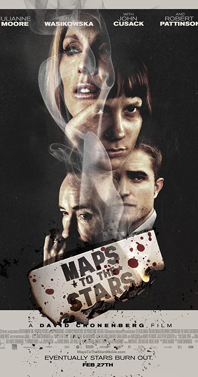 watch maps to the stars online free