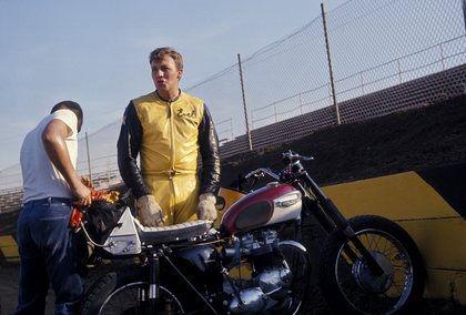 Evel Knievel circa 1967