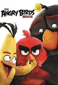 Jason Sudeikis, Danny McBride, and Josh Gad in Angry Birds (2016)