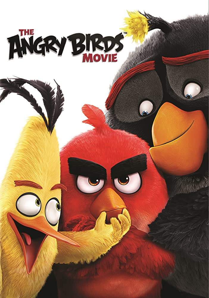 The Angry Birds Movie 2016 Movie BluRay Dual Audio Hindi Eng 300mb 480p 1GB 720p 3GB 1080p
