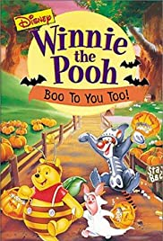 Boo to You Too! Winnie the Pooh Poster