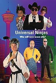 Universal Ninjas Poster