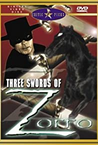 Primary photo for Sword of Zorro